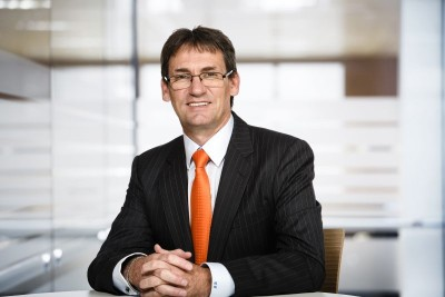 Anglo American Platinum CEO, Chris Griffith