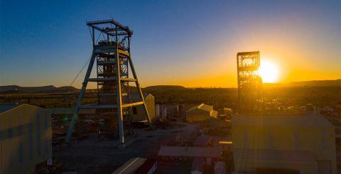 Image: Royal Bafokeng Platinum's Styldrift Operation