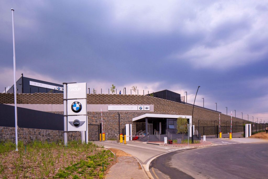 Image: BMW Logistics
