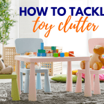 How to Tackle Toy Clutter with Toy Rotation