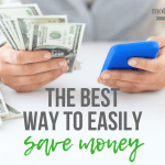 How to Easily Save Money