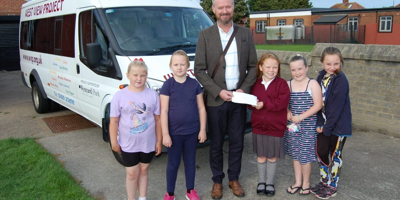 Hartlepool charity boosted by £30,000 donation from Wynyard park resident