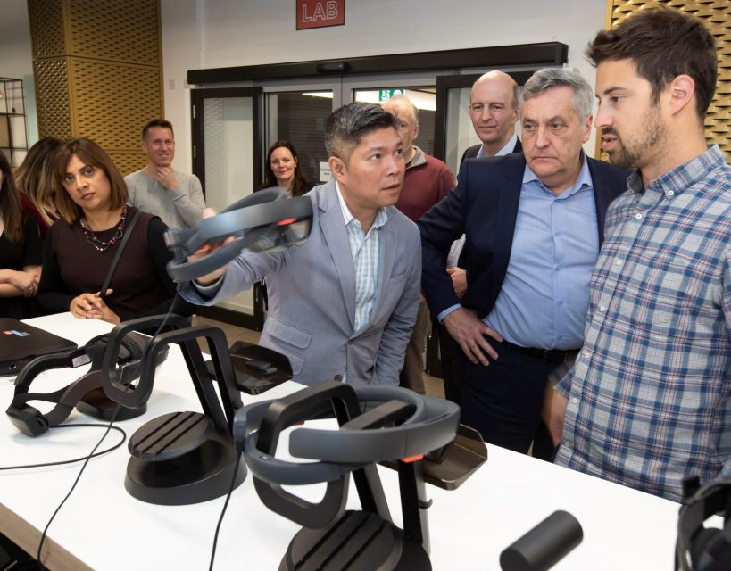 North East tech sector attracts interest from innovative Canadian technology firms