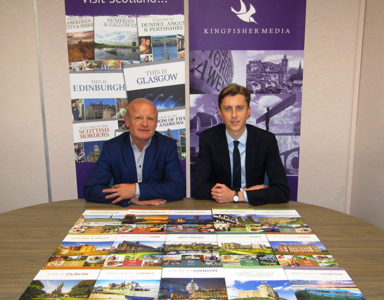 Gateshead company planning to fly in print and online after MBO