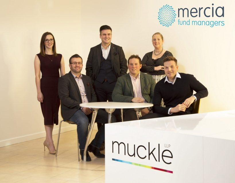 Law firm Muckle supports three key regional business investments