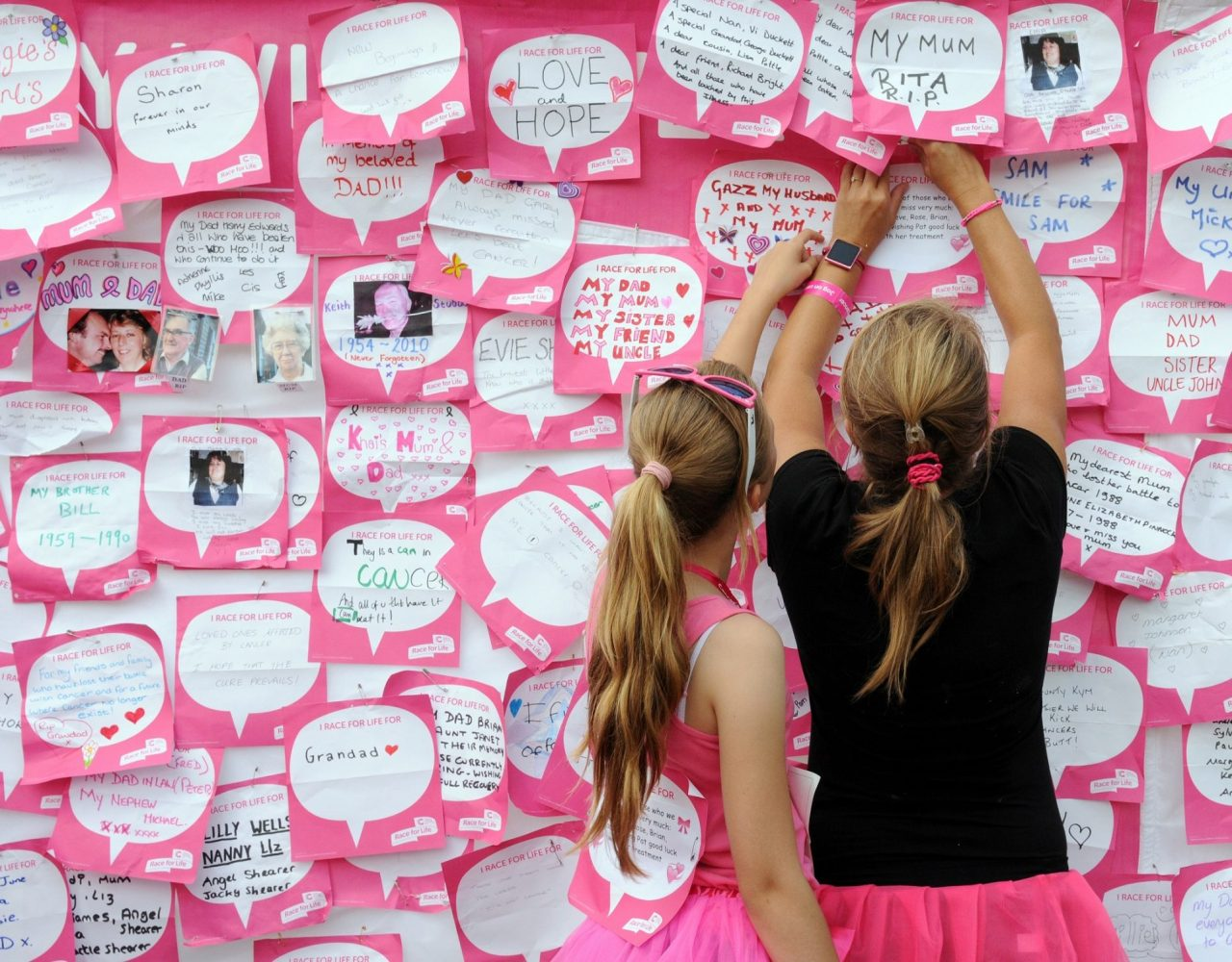 Businesses urged to get competitive and healthy through the Race for Life