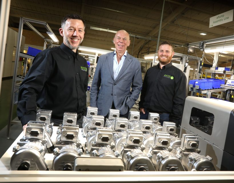 Automotive company AVID announces key appointment to facilitate growth