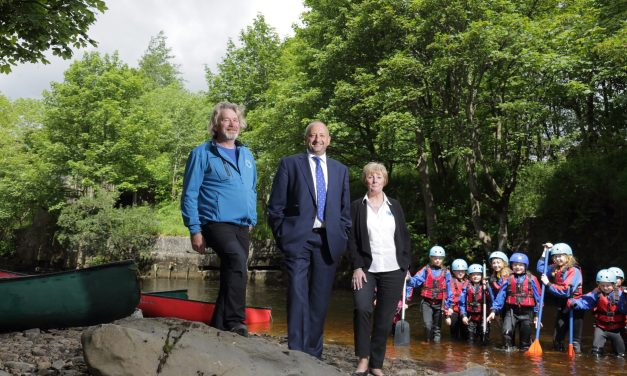 Adventure centre puts itself on the regional map with NBSL funding and business support