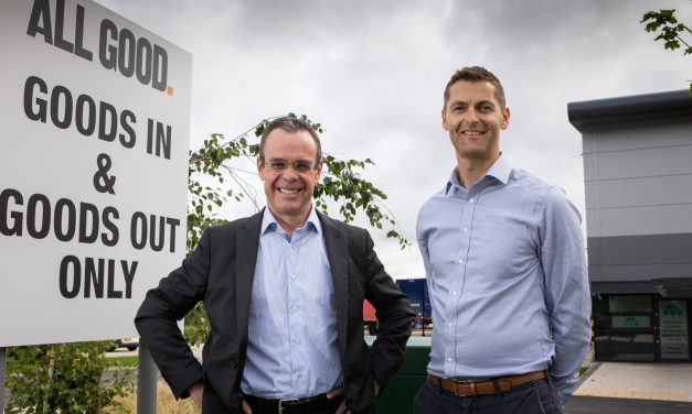 Snack manufacturer moves into bigger premises for second time in two years
