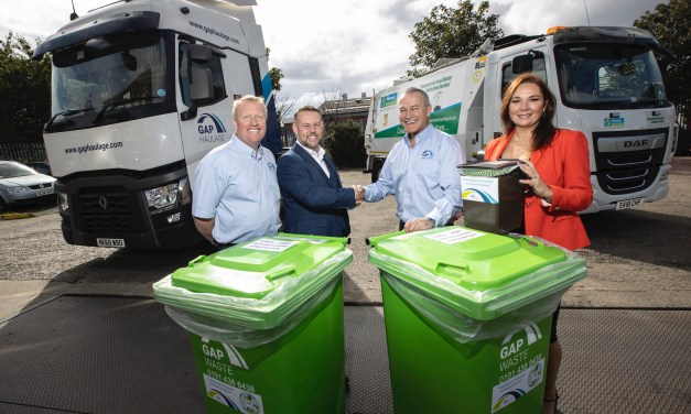 New partnership will utilise food waste by turning it into usable gas