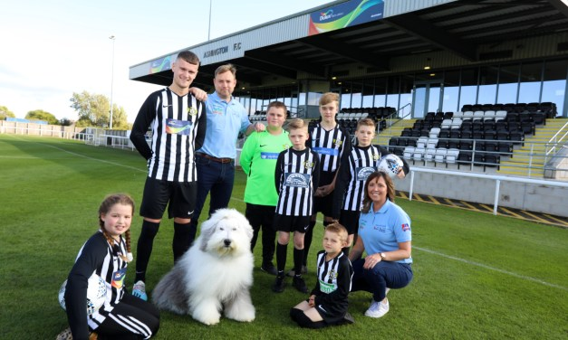 Football club nets sponsorship deal with paint manufacturer