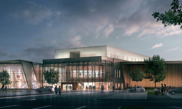 Work progressing on two new £20m plus leisure facilities in Northumberland