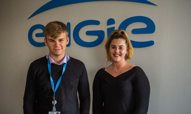 College students given full time roles at energy and regeneration specialist