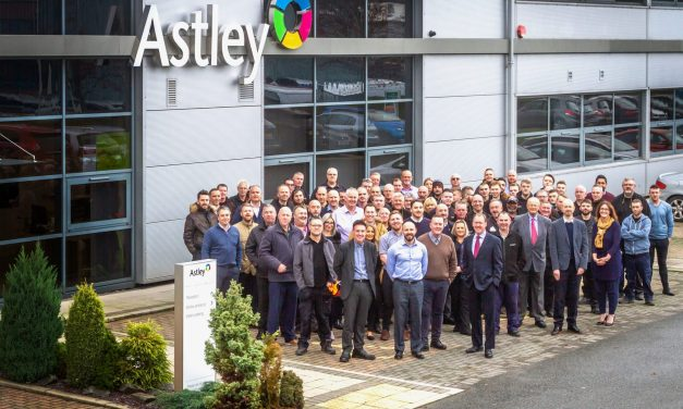 Sign manufacturer marks a decade of growth in Gateshead