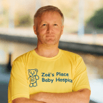 Visualsoft CEO to run two marathons for baby hospice Zoe's Place