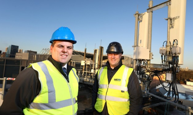 Newcastle engineering firm supports rollout of next generation mobile phone technology