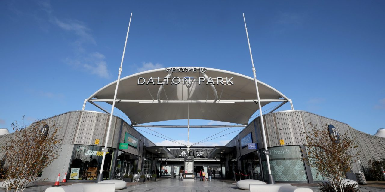 Successful year for Dalton Park shopping outlet