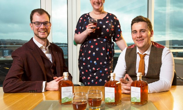 NOVELTEA confirms largest investment to date on Germany's equivalent of Dragon's Den