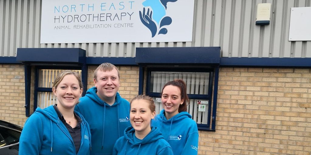 Major investment at rehabilitation centre sees new treatments for injured animals introduced