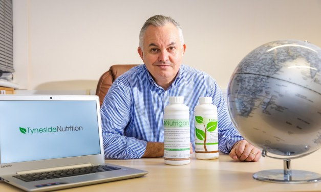European growth enables continued success for Tyneside Nutrition