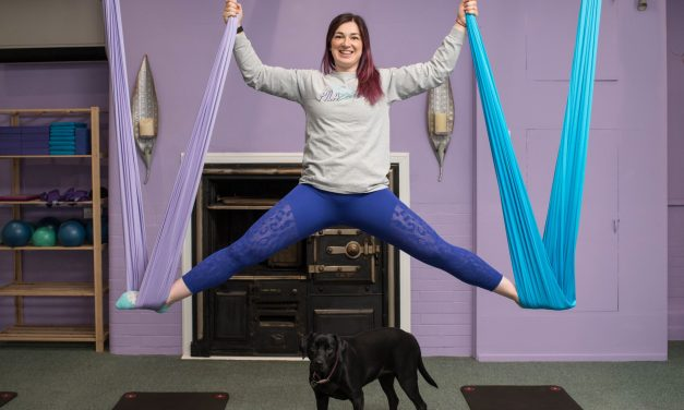 Sports therapist who was bullied at school launches own Pilates studio