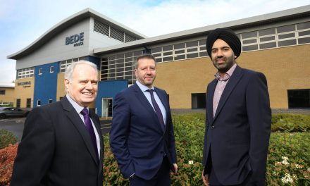 £750,000 refurbishment of County Durham office facility completed