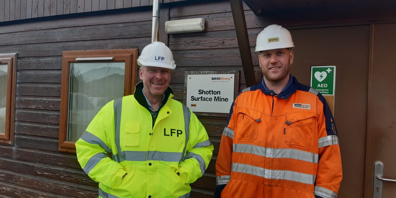 Banks Mining extends local supply chain with appointment of Cramlington engineering firm