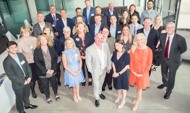 Bloom and NEPO promote regional opportunities at world's leading property shop window