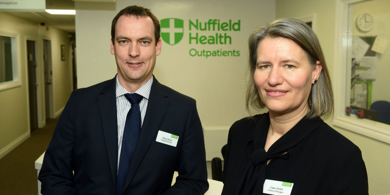 Senior management team appointments for 'outstanding' Teesside hospital