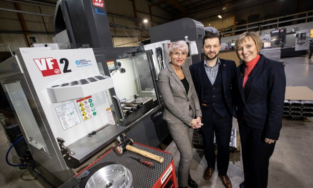 £500,000 milestone for County Durham business support fund