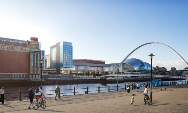 Further details on £260m Gateshead Quays redevelopment plans unveiled
