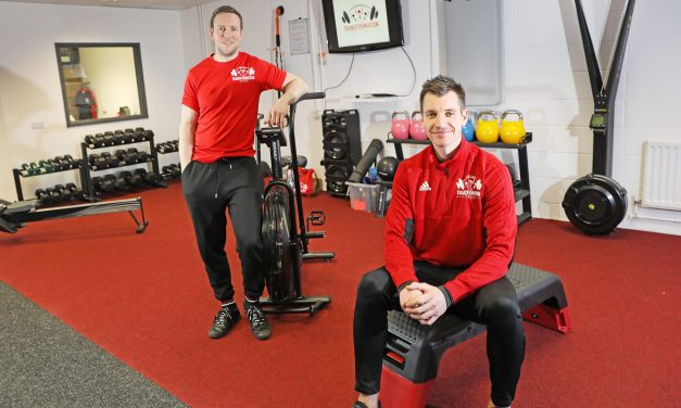 Fitness studio transforming lives as it helps women with low confidence to get active