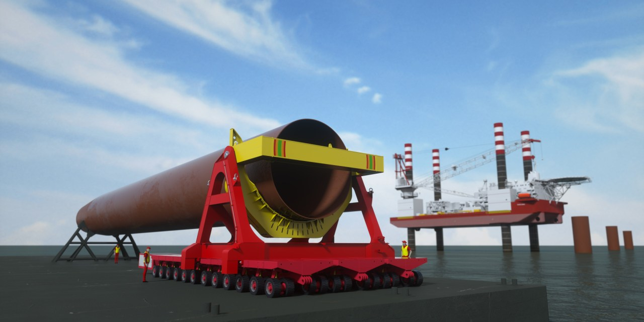 Offshore equipment supplier wins contract with international vessel operator