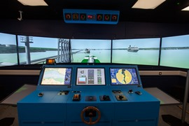 State of the Art MARIN Navigation Simulation Suite Opens at the Port of Milford Haven