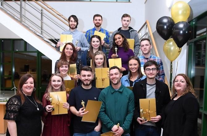 Sgil Cymru Celebrate Media Apprenticeship Success at Pinewood Studio Wales