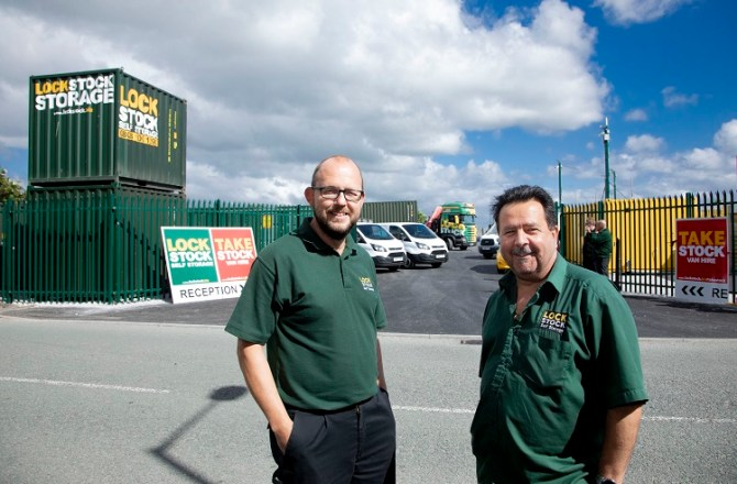 Denbigh Based Self-Storage Giant Completes Major Expansion