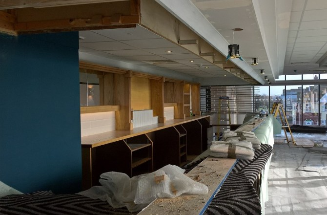 Rhyl's Flagship New Restaurant 1891 Nears Completion