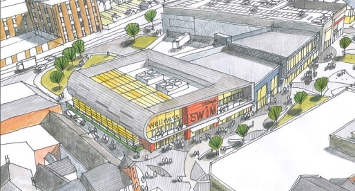 Brand New Leisure Centre to Boost Neath Town Centre