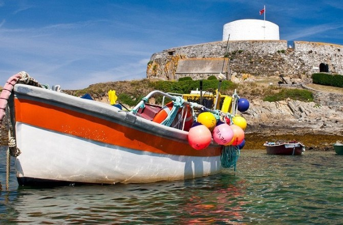 Flights from Cardiff to Guernsey Return for Summer 2018
