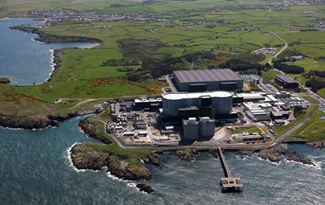 Trade Union Welcomes Multi-Billion Pound Investment in Wylfa Power Station