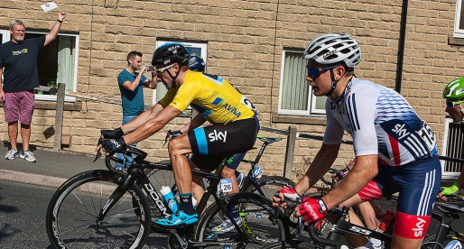 Powys Gets Ready to Host its First Tour of Britain Stage Finish