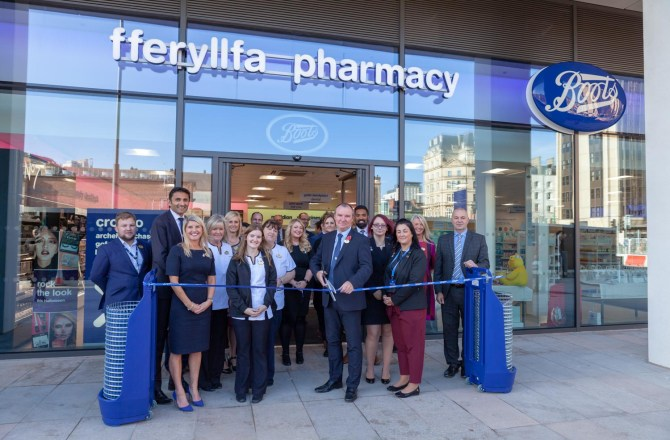 Boots UK Unveils Brand New Store in Broadcasting House, Cardiff