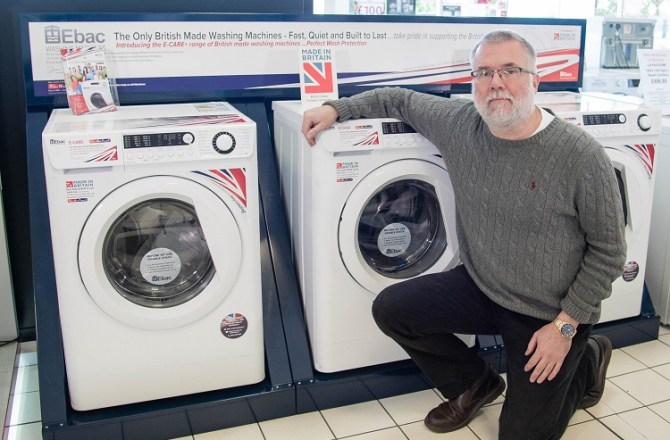 Wrexham and Chester Retailer Lends Support to British Manufacturing