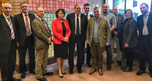 UK Government Minister Opens Mid-Wales Growth Deal