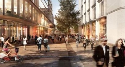 New Plans for Cardiff City Centre Development Revealed