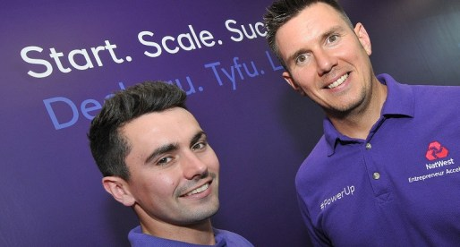 Business News Wales Meets Rony Seamons, NatWest Entrepreneur Accelerator
