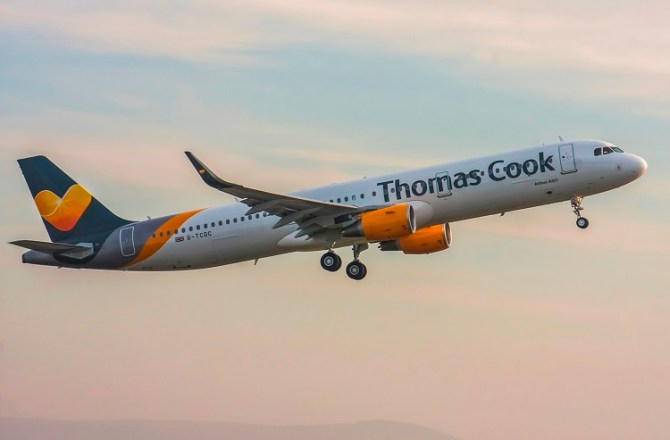 Thomas Cook Airlines Boost for Cardiff Airport