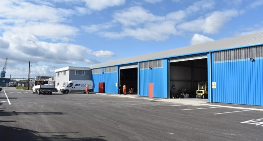Port of Cardiff Invests £400k In New Engineering Workshop
