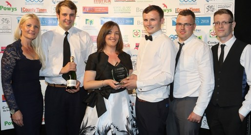 Fast Growing Newtown Company is Micro Business of the Year