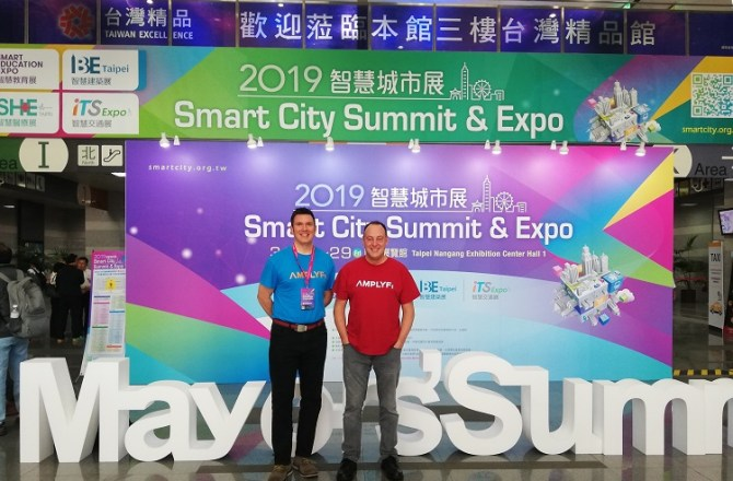 Welsh Tech Firm Explores Business Opportunities in Taiwan